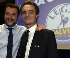 Fontana accusato di frode, nell'inchiesta sui test sierologici a Pavia spunta il nome di Salvini