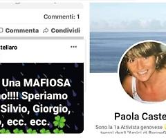 Offese indegne contro la Santelli da una docente grillina genovese, interviene il Miur