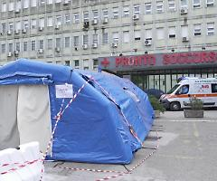 Pronto soccorso ed ospedali in tilt in molte regioni italiane