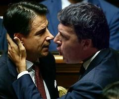 Si aprono spiragli tra Conte e Renzi per risolvere la crisi di governo
