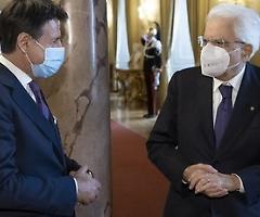 Conte da Mattarella, la crisi di governo sarà chiarita in Parlamento