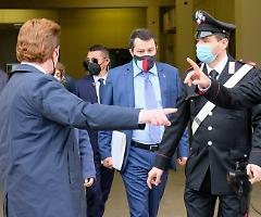 Salvini a processo per Open Arms
