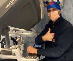 Il futuro della chirurgia pediatrica (e il presente da curare) nella missione di Ciro Esposito della Federico II di Napoli