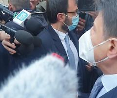 Crisi di governo, Renzi annuncia le dimissioni di Bellanova, Bonetti e Scalfarotto. Conte: «Senza tutta la maggioranza non si va avanti»