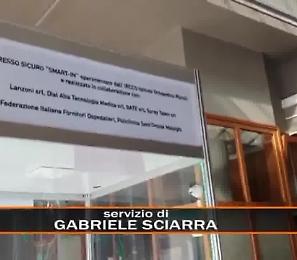 Al Rizzoli di Bologna si sperimenta la porta anti-Coronavirus