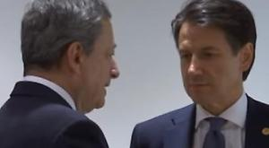 Conte incontra Draghi: «Le nostre riforme non vanno cancellate»