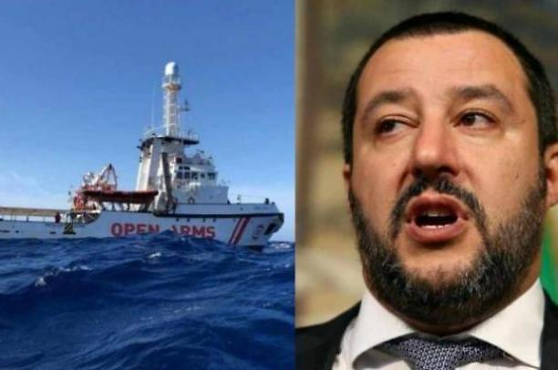 Salvini sarà processato per la Open Arms: via libera del Senato