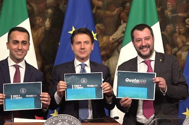 """Conte cancella le """"impronte"""" di Salvini dal Governo: via """"Quota 100"""" e decreti sicurezza"""
