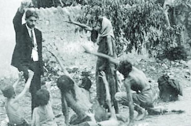Armeni, il genocidio riconosciuto